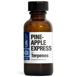 Pineapple Express Terpenes Blends - Floraplex 30ml Bottle
