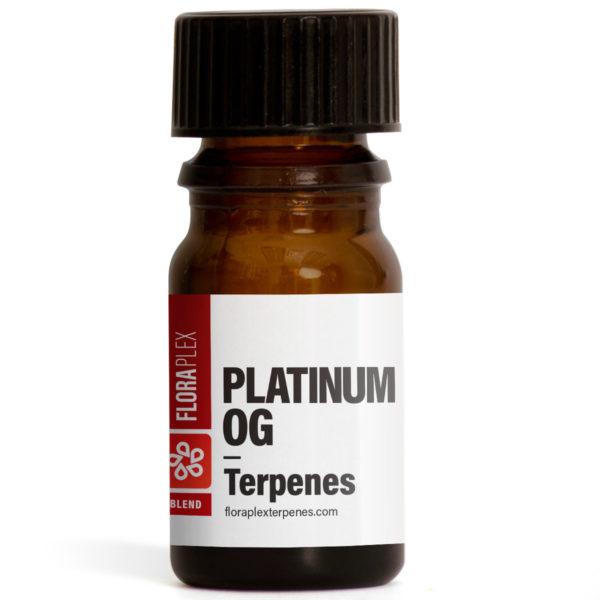 Platinum OG Terpenes Blend - Floraplex 5ml Bottle