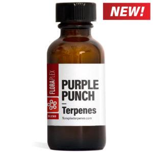 Purple Punch Terpene Blend - Floraplex 30ml Bottle [New Tag]