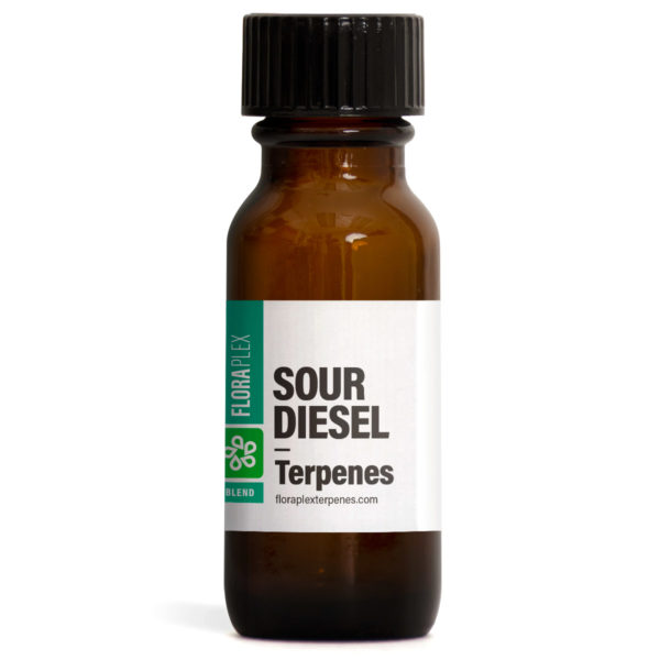 Sour Diesel Terpenes Blend - Floraplex 15ml Bottle