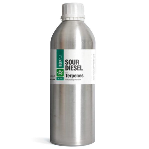 Sour Diesel Terpene Blend - Floraplex 32oz Canister