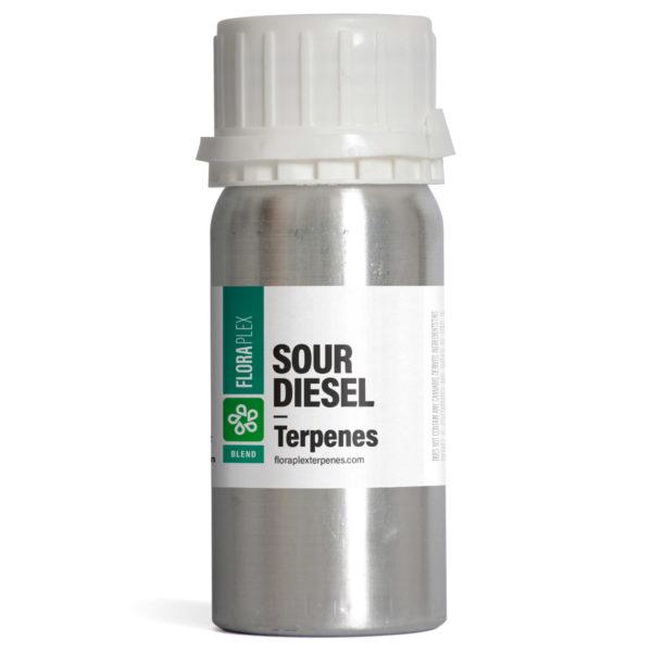 Sour Diesel - Floraplex 4oz Canister