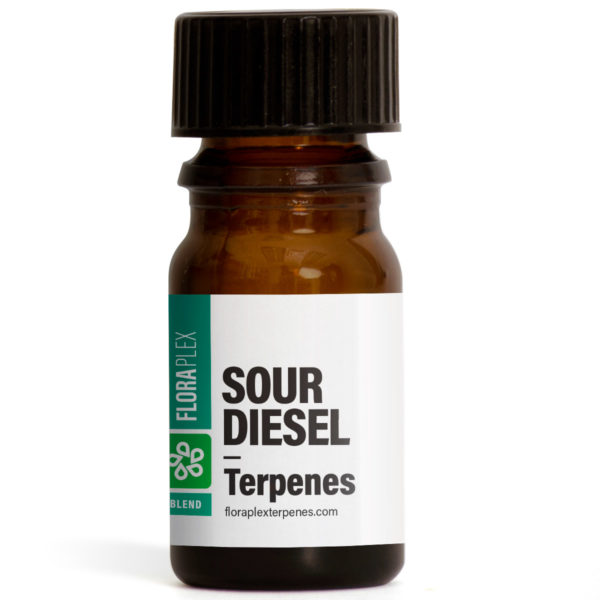 Sour Diesel Terpenes Blend - Floraplex 5ml Bottle
