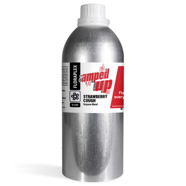 Strawberry Cough Amped Up - Floraplex 32oz Canister