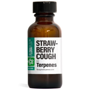 Strawberry Cough Terpenes Blend - Floraplex 30ml Bottle