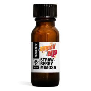 Strawberry Mimosa Amped Up - Floraplex 15ml Bottle