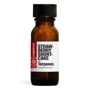 Strawberry Shortcake Terpene Blend - Floraplex 15ml Bottle