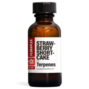 Strawberry Shortcake Terpene Blend - Floraplex 30ml Bottle