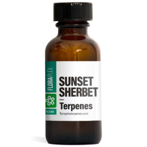 Sunset Sherbet Terpenes Blend - Floraplex 30ml Bottle