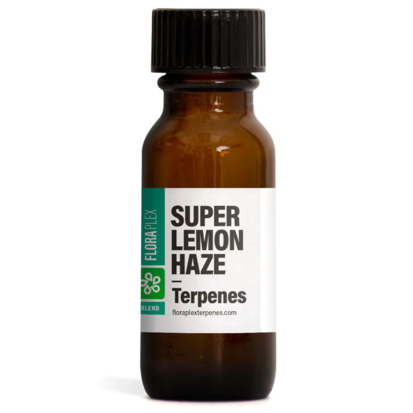 Super Lemon Haze Terpenes Blend - Floraplex 15ml Bottle