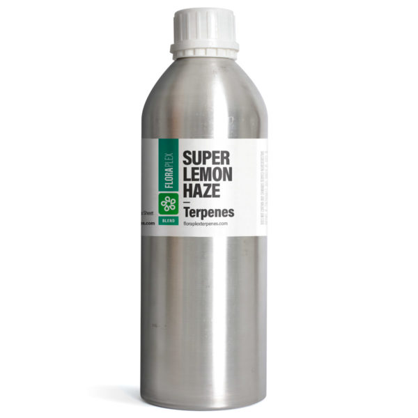 Super Lemon Haze Terpene Blend - Floraplex 32oz Canister