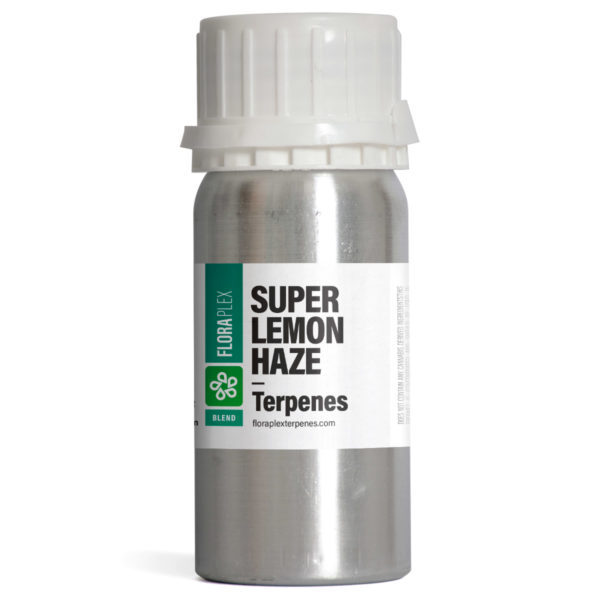 Super Lemon Haze - Floraplex 4oz Canister