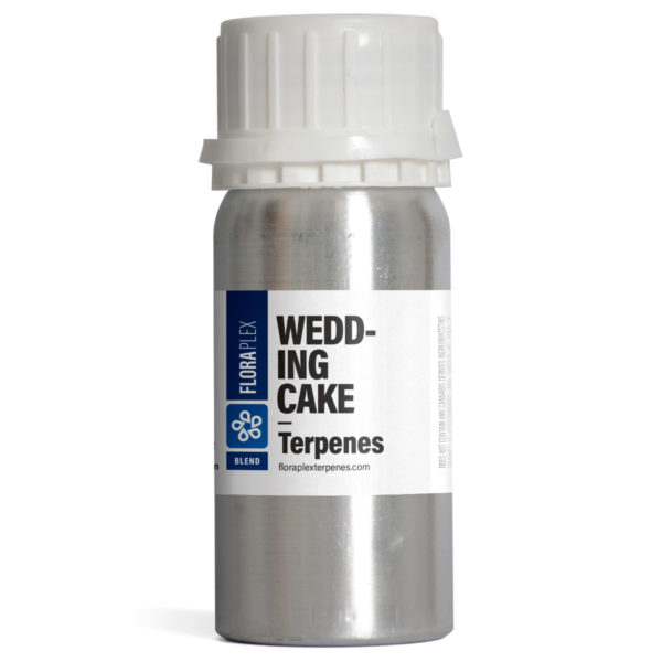 Wedding Cake - Floraplex 4oz Canister
