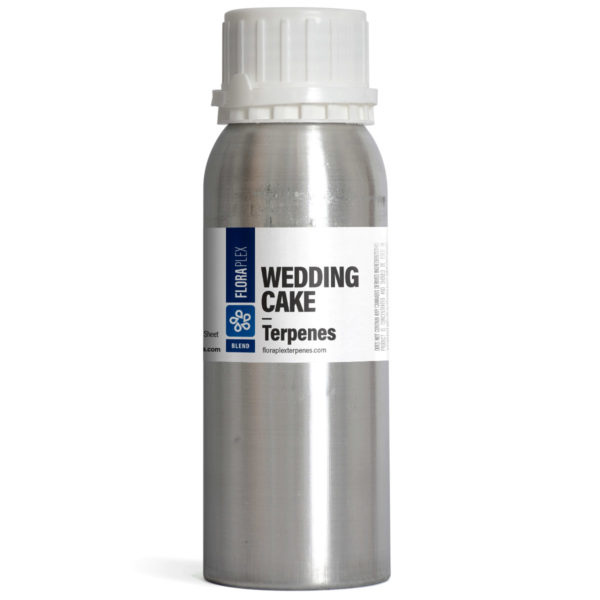 Wedding Cake - Floraplex 8oz Canister
