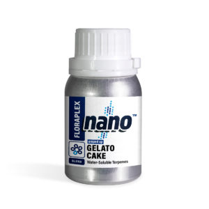 Nano Amped Up Water Soluble Gelato Cake Terpenes